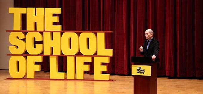 The School Of Life – Você já ouviufalar?